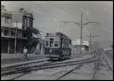 Old Photographs, Old Photos, Old Greek, Public Transport, Transportation, Greece, Street View, Explore, Trains