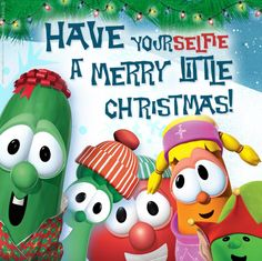 Veggietales, Yoshi, Merry, Christmas, Fictional Characters, Natal, Xmas, Weihnachten, Yule
