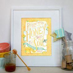 Sweet like honey by Lesley Zellers -