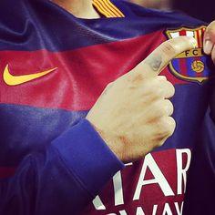 """""""Força Barça! #fcbarcelona #igersfcb"""""""