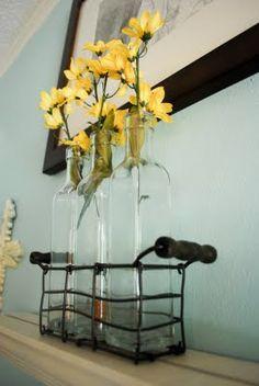 Dainty yellow Flowers