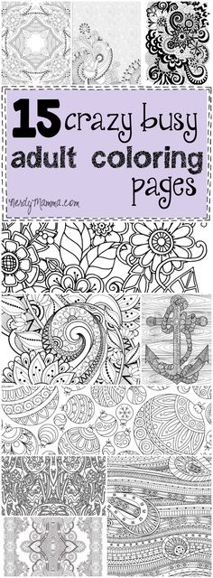 adult level coloring pages - photo#16