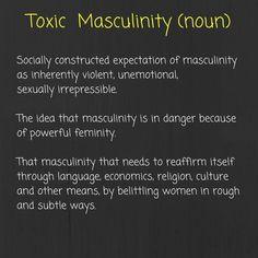 Toxic Masculinity (1)