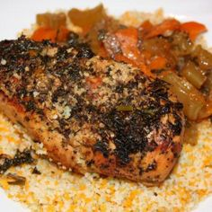 Herbed Lemon Chicken in a Crock Pot / Slow Cooker Recipe #slow #cooker #recipes