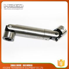 HZCD WSS scalable universal joint coupling
