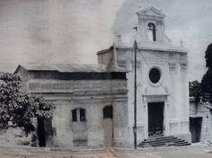 Capilla de Santa Rosa de Lima, Quebrada Honda, Caracas 1930. Caracas del Ayer (@Caracasdelayer)   Twitter