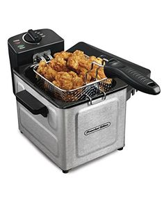 Proctor Silex ProfessionalStyle Electric Deep Fryer 15Liter Stainless Steel 35041 >>> Details can be found by clicking on the image.Note:It is affiliate link to Amazon.
