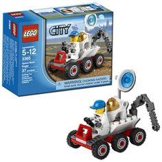 LEGO Space Moon Buggy 3365