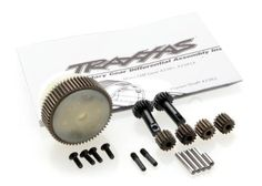 Traxxas Planetary Gear Diff w/ Steel Ring Gear TRA2388X by Traxxas. Save 25 Off!. $11.26. Traxxas Planetary Gear Differential with Steel Ring Gear (complete) for Slash 2WD, Stampede VXL, Rustler VXL. #TRA2388XNote: Requires assembly