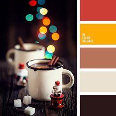 В поисках вдохновения я очень люблю рассматривать палитры оттенков. Иногда встречаются очень интересные цветовые сочетания и хочется воплотить их в своих работах. В предверии Нового года предлагаю вашему вниманию подборку новогодних цветовых палитр. Надеюсь, вам понравится, а может даже и вдохновит кого-то на создание чего-то прекрасного :) Ну и просто для создания праздничного настроения :) Приятного просмотра!