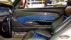 1968 Ford Mustang Fastback – Custom 1968 Ford Mustang Fastback, Door Panels, Image Search, Car Seats, Door Trims
