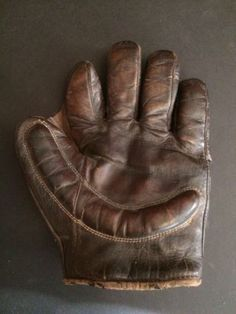 Baseball glove dating guide