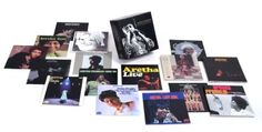 Aretha Franklin - The Atlantic Albums Collection (19CD Box) http://www.popmarket.com/aretha-franklin-the-atlantic-albums-collection-19cd-box/details/117627482?cid=social-pinterest-m2social-product&current_country=US&ref=share&utm_campaign=m2social&utm_content=product&utm_medium=social&utm_source=pinterest $74.99