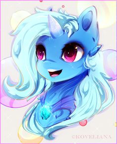 Trixie by Koveliana on deviantART