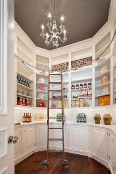 Look of storage in this pantry cleaning storage smell good candles paper towel non eatibles and pet food