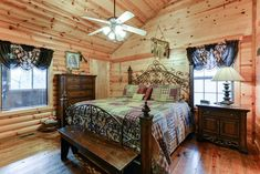 Studio cabin in the heart of Branson, Mo Branson Cabins, Branson Vacation, Silver Dollar City, Gas Fireplace, Perfect Place, Studio, Bedroom, Heart, Furniture