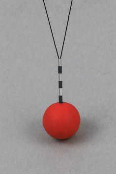 Pendant necklace. Rita Rodner 2015