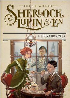 A Kobra bosszúja · Irene Adler · (Sherlock, Lupin és én Irene Adler, Kobra, Sherlock Holmes, Manga, Baseball Cards, Books, Anime, Movie Posters, Book Covers