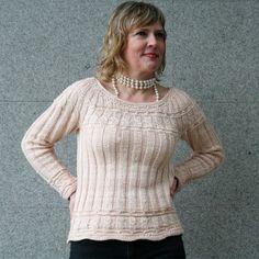 Romantisk genser