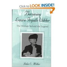 Becoming Laura Ingalls Wilder-I want to read this.