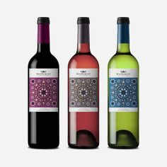 Studio Copyright for Bodega Mas Romaní Wine