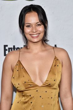 Frankie Adams at Entertainment Weekly's annual Comic-Con party in celebration of Comic-Con 2017 at Float at Hard Rock Hotel San Diego on July 2017 in San Diego, California. Hard Rock Hotel, Entertainment Weekly, Fantasy Women, Celebs, Celebrities, Camisole Top, Online Games, Hollywood, Entertaining