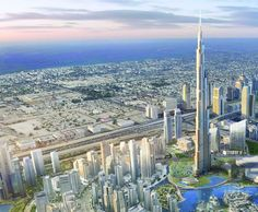 Dubai...know someone that works there every year...someday I'll get to go...