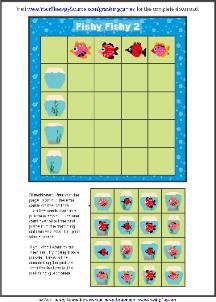 Free Graphing Game for Visual Perceptual and Fine Motor Skills