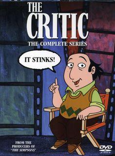 The Critic: The Entire Series 3PK