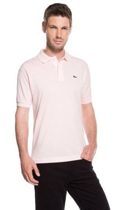 Lacoste Men's Short Sleeve Classic Pique Polo « Clothing Impulse