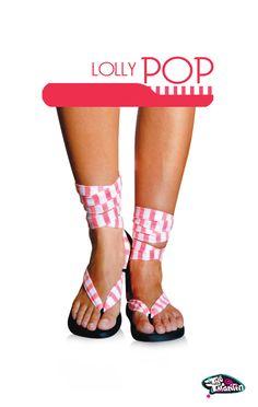 Australian Made Strapy Sandals / buy them on www.thetarantin.com.au $38