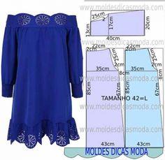 ropa de verano patrón sencillo