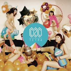 C2C – Tetra - Aujourd'hui sort le premier album du collectif de DJs C2C appelé Tetra. A cette occasion, nous vous proposons de découvrir la pochette réalisée par « LVL Studio » utilisant une photo de Wang Chien-Yang que les membres du groupe ont découvert sur Fubiz