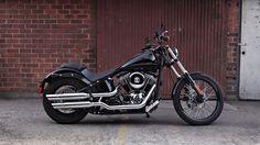 2011 Harley Davidson Blackline