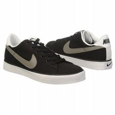 Athletics Nike Men's Sweet Classic Low Black/White/Light Ch FamousFootwear.com