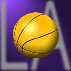 Los Angeles Basketball.