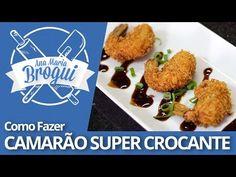 Ana Maria Brogui #255 - Como fazer camarão empanado SUPER crocante
