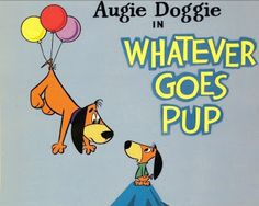 Hanna Barbera World: ENG - Augie Doggie and Doggie Daddy