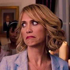 Kristen Wiig uses her natural awkwardness to produce comic gold. | 23 Times Kristen Wiig Made You Proud To Be An Awkward Female
