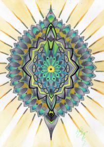 Mandala, or mandorla? «