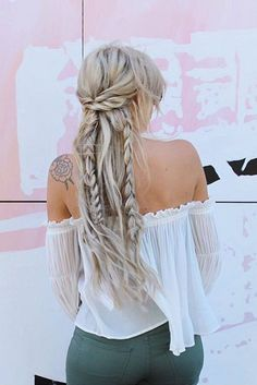 Sexy Hair Braids Youll Love And#8211; Festival Style That Turn Heads ★ See more: http://glaminati.com/sexy-hair-braids-festival/