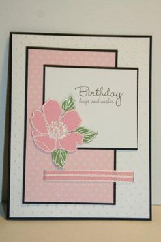 SC339 Fabulous Florets by sn0wflakes - Cards and Paper Crafts at Splitcoaststampers