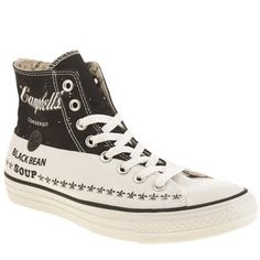 60b86244331e Add some iconic pop art to your hi-top collection with the Converse Chuck  Taylor