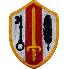 Army Reserve Readiness Command Class A Patch