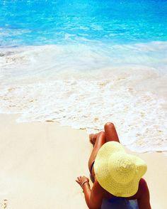 Sea, Sun, and Sand. Kua Bay, Hawaii.