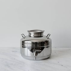 A fusti is an Italian stainless steel dispenser that is traditionally used for storing olive oil but is now widely used for a variety of... read more