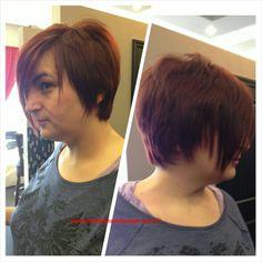 Short Hair Styles. Pixie Cut. Redken Salon. Hair.