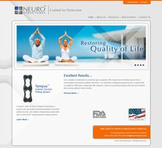 NeuroStructures Website