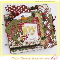 Cozy Christmas mini album web (Medium)