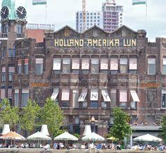 Holland-America Lijn Building, Rotterdam